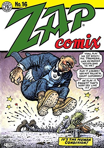 [(Zap Comix #16)] [By (author) Robert R Crumb ] published on (February, 2016)