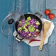 قدر طهي مضاد للالتصاق من رويال فورد ، المنيوم ، سعة 26سم ، احمر ، RF324WP26