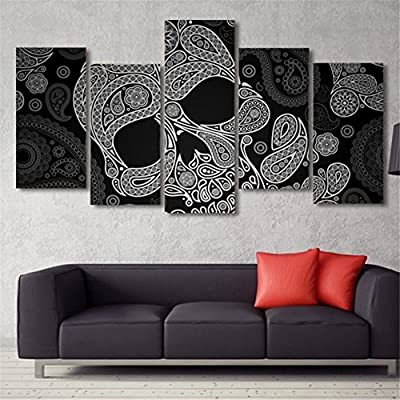 Canvas Pictures Modern Wall Art Frameless Wall Canvas Home Decoration LianLe - low-cost UK light shop.
