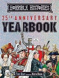 Horrible Histories 25th Anniversary Yearbook