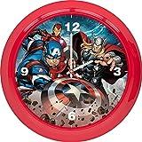 STAR LICENSING Avengers Reloj Marvel Pared Y Diagrama CM. 25,5-45451ROSSO