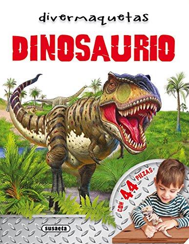 Dinosaurio (Divermaquetas) por Susaeta Ediciones S A