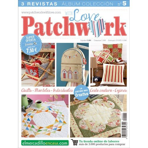 Album Patchwork. With Love
