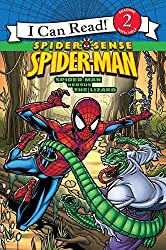 Spider-Man: Spider-Man Versus the Lizard (I Can Read Book 2)