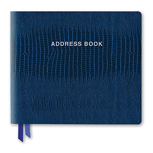 The FAMILY Address Book (Midnight Blue)