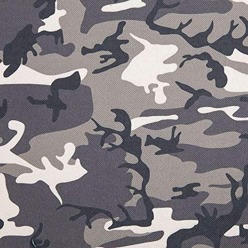 NOVELY® HANAU MOOS Polsterstoff Aufdruck Camouflage Tarnfarbe Print (Moos 04) (Möbelstoff Camouflage)