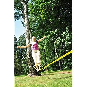HUDORA – Slackline mit Baumschutz