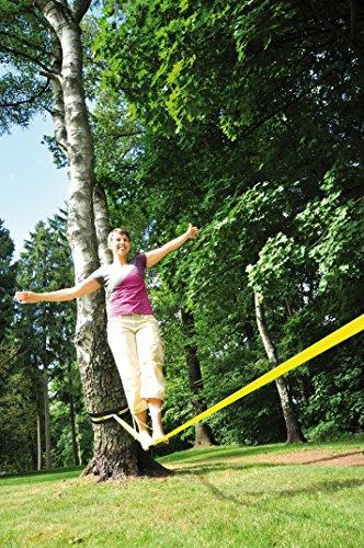 HUDORA - Slackline mit Baumschutz
