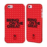 Official Team GB British Olympic Association Grid 2 Bring on The Great Red Fender Case for iPhone 6 Plus/iPhone 6s Plus