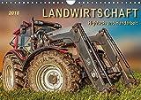 Landwirtschaft - Hightech und Handarbeit (Wandkalender 2018 DIN A4 quer): Die Arbeit mit landwirtschaftlichen Maschinen auf dem Bauernhof. ... [Kalender] [Feb 14, 2017] Roder, Peter