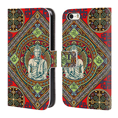 head-case-designs-buddha-tibetan-pattern-leather-book-wallet-case-cover-for-apple-iphone-5-5s-se
