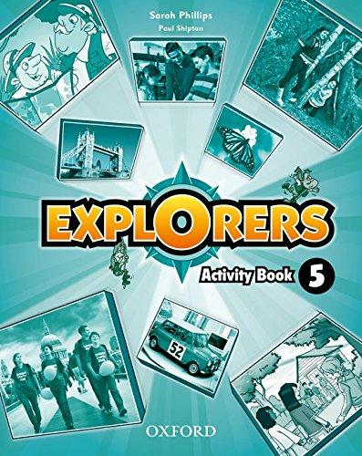 Explorers 5. Activity Book