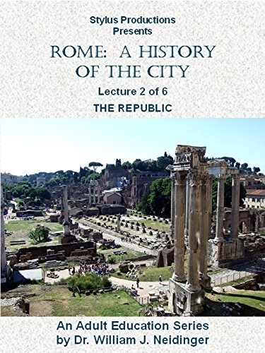Rome: A History of the City. Lecture 2 of 6. The Republic. [OV]