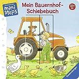 Mein Bauernhof-Schiebebuch: Ab 18 Monaten (ministeps Bücher) - Daniela Prusse