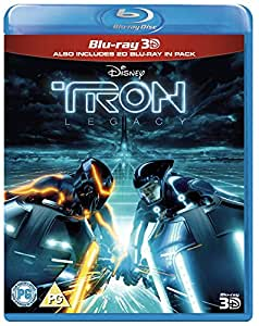 Tron Legacy [Blu-ray] [UK Import]