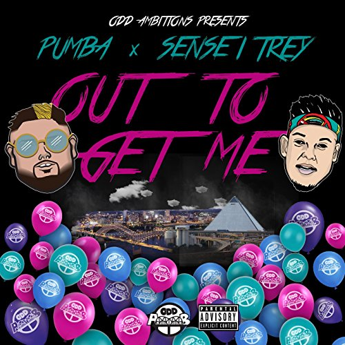 Out to Get Me (feat. Sensei Trey) [Explicit]