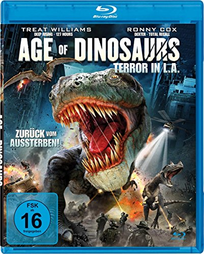 Age of Dinosaurs - Terror in L.A. [Blu-ray]