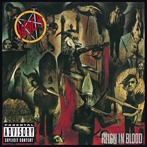 Reign In Blood (Expanded) [Explicit]