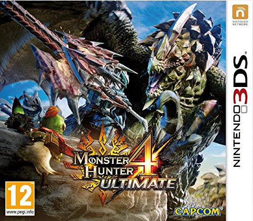 Monster Hunter 4 Ultimate [importación]