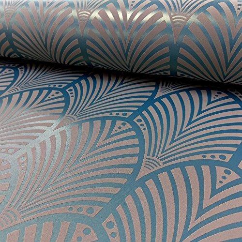 holden-gatsby-bogen-muster-tapete-art-deco-retro-vintage-40s-metallisch-gepragt-turkis-65253