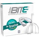 Dulàc - Doctor Bite Pro - Bite automodellante per combattere il Bruxismo - Morbido, Confortevole e Resistente - Scatola porta