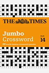 The Times 2 Jumbo Crossword Book 14 (Crosswords) Paperback