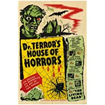 Dr. Terror's House of Horrors Poster (11 x 17 Inches - 28cm x 44cm) (1965) Style B