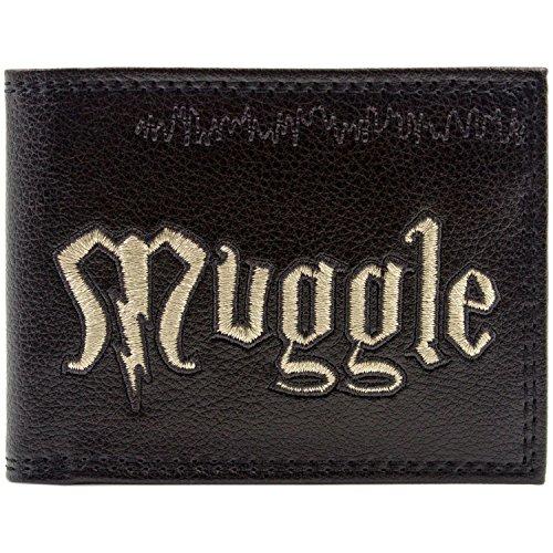 Harry Potter genäht Muggle Braun Portemonnaie ()