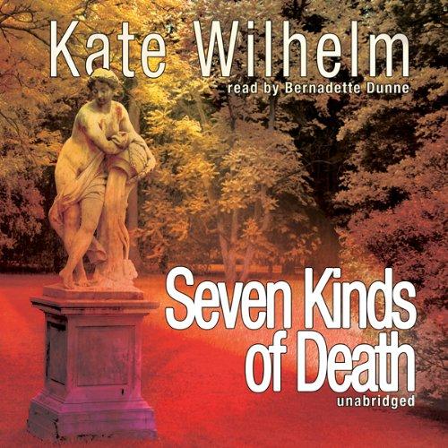 Seven Kinds of Death  Audiolibri