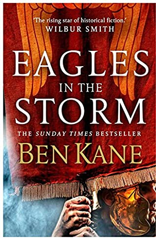 book cover of Eagles in the Storm