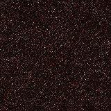 Kunstrasen Rasenteppich mit Noppen | Höhe ca. 7,5mm | 133, 200 und 400 cm Breite | braun rot | Meterware, verschiedene Größen | Größe: 7,5 x 4 m