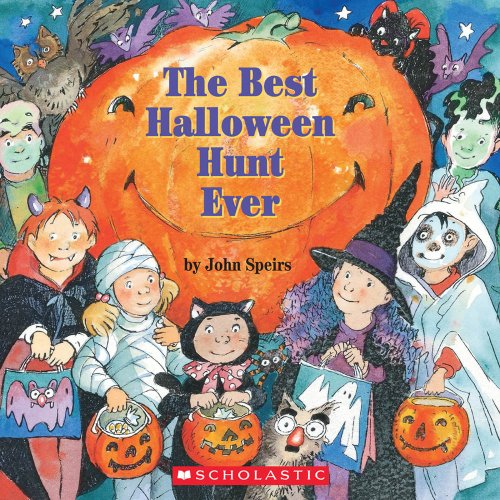 the-best-halloween-hunt-ever-read-with-me-cartwheel-books-scholastic-paperback