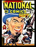 National Comics #6: High-Quality Golden Age Adventure!