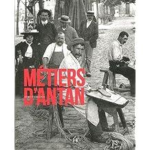 Métiers d'Antan - édition broché