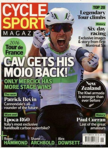 Cycle Sport Magazine [Jahresabo]