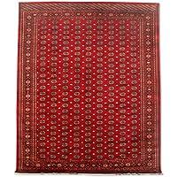 Bokhara Tappeto persiano tradizionale, realizzata a mano,