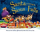 Santa Is Coming to Sioux Falls (Christmas Adventure) by Steve Smallman (2015-10-01)