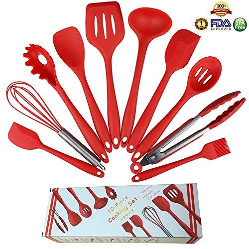 silicone-rivestimento-utensili-da-cucina-utensili-da-cucina-10-pezzi-silicone-piano-con-hygienischem