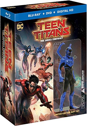 Teen Titans: The Judas Contract [Francia] [Blu-ray]