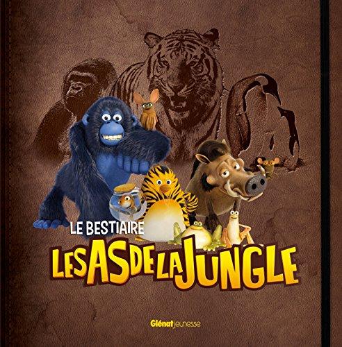 Les As de la jungle - Activités - Le bestiaire des animaux
