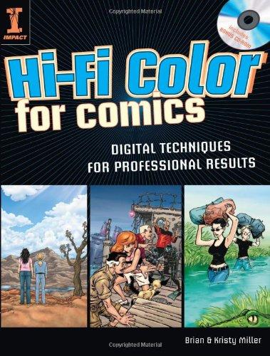 PDF]PDF Download Hi-Fi Color for Comics: Digital Techniques