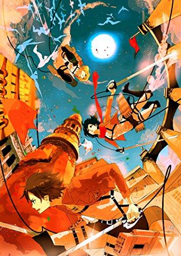 Koshizu Anime Calendario da Parete 2020 (12 Pagine 20,3 x 27,9 cm) Attack on Titan Anime Manga Calendario 5 PXLV8032