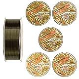 Unbekannt Feederschnur sinkend Method Feeder Schnur monofile Angelschnur 300 m (0,23 mm - 5,7 kg)