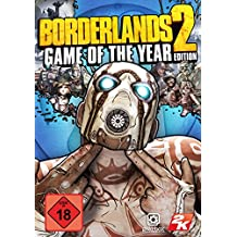 Borderlands 2 - Game of the Year Edition [PC Steam Code]