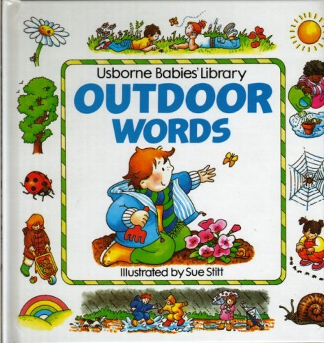 Outdoor Words by Jenny Tyler (1999-06-30)