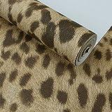 YUELA 3D la riqueza, imitación de cuero, animal tridimensional, el tigre, el leopardo, el papel tapiz, tienda de ropa, dormitorio, sala de estar, la pared de fondo, papel tapiz de alta calidad.