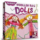 #7: ToyKraft Woollen Rag Doll