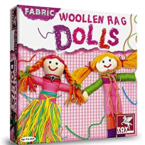 ToyKraft Woollen Rag Doll