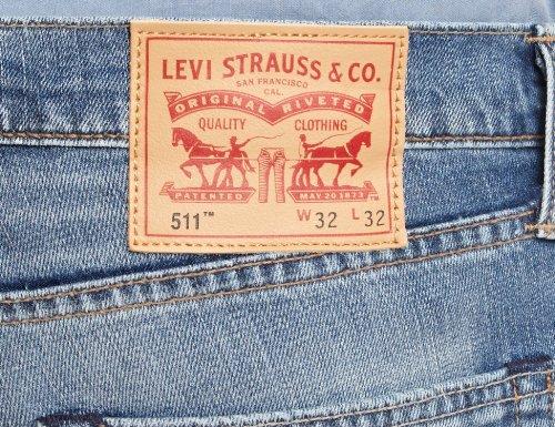 Levi's® Homme Jeans 511™ Slim Fit Bleu (Harbour)