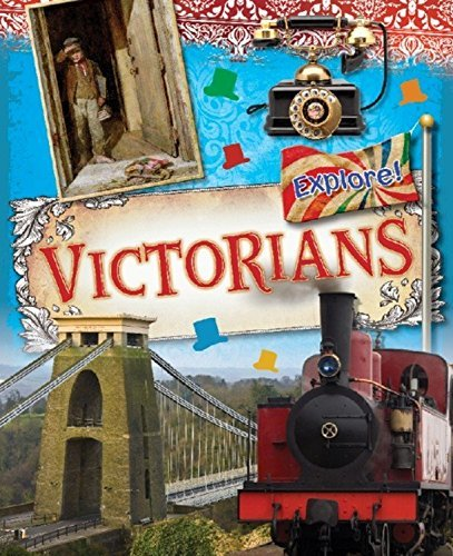 Victorians (Explore!) by Jane Bingham (2015-01-08)